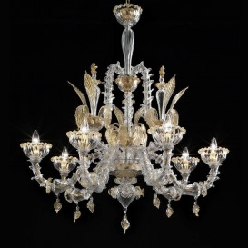 Bruxelles - Murano glass chandelier