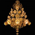 Queen Margaret - Murano glass chandelier